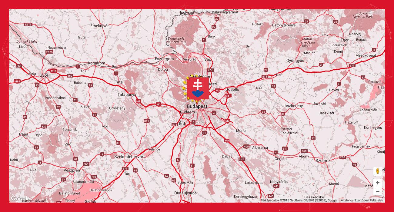 Szlovák cég - Budapesti ügyintézés